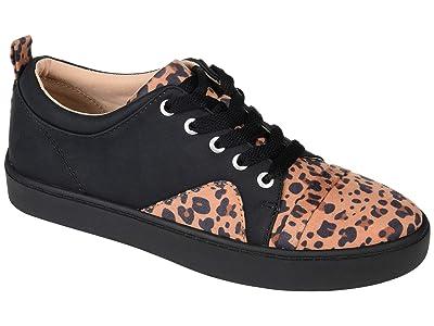 Journee Collection Comfort Foamtm Kyndra Sneakers (Leopard) Women