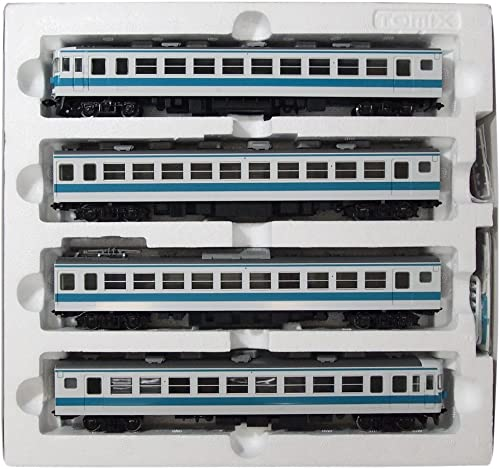 Series 153 (Special Rapid Service   Low Cab) Standard 4-car set (Model Train)