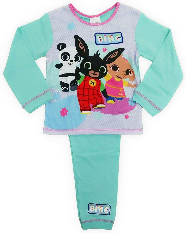 Girls Bing Pyjamas 12 Months Upto 5 Years
