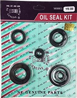 NEW 6pc Engine Oil Seal Kit – Fits: Yamaha BLASTER 200 1988-2006 YFS200