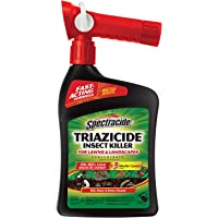 Spectracide Triazicide Insect Killer For Lawns & Landscapes Ready-to-Spray 32 Ounce
