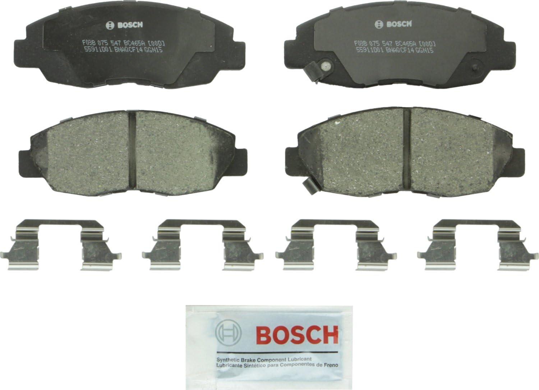 Bosch OFFer BC465A Super Special SALE held QuietCast Premium Ceramic Disc Brake For: A Set Pad