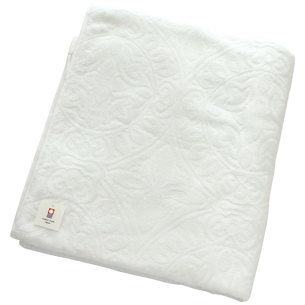 次それにもかかわらずバッグ伊藤清商店 フラットシーツ ホワイト 150cm×240cm 今治産ジャガードタオルシーツ