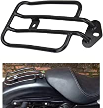 Ambienceo Motorcycle Solo Seat Golden Spring Bracket For Harley Chopper Bobber Custom