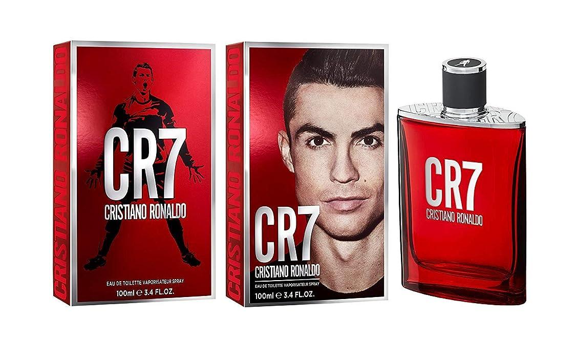 独裁者別れる嵐のクリスティアーノロナウド CR7 バイ クリスティアーノ ロナウド オードトワレ EDT SP 100ml クリスティアーノロナウド Cristiano Ronaldo