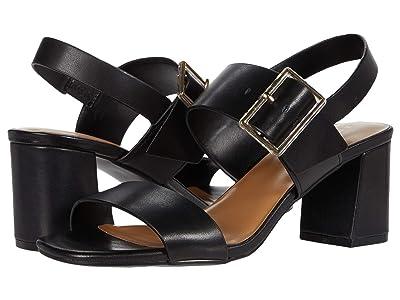 Aerosoles Essex (Black Leather) Women