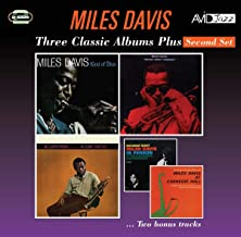 Three Classic Albums Plus 'Round About Midnight / Milestones / Kind Of Blue