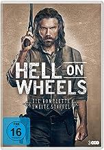 Hell On Wheels - Staffel 2 [Alemania] [DVD]