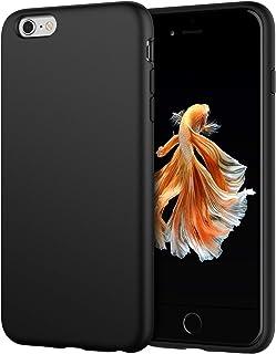 JETech Funda de Silicona Compatible con iPhone 6s Plus/6 Plus 5,5 Pulgadas,Funda Protectora de Cuerpo Completo con Tacto S...