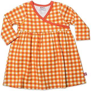 Zutano 女婴 Fair And Square 长袖裹身裙