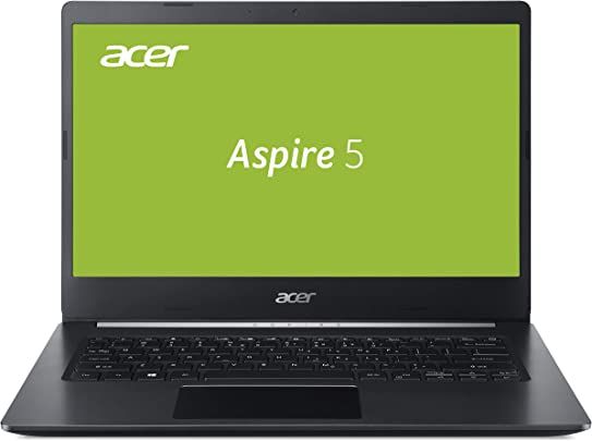 Acer Aspire A514-52-56E6 Laptop 14 Zoll FHD mit IPS matt Intel Core i5-10210U GB DDR4 RAM 512 GB PCIe SSD Intel UHD Graphics Win 10 Home Schwarz Schätzpreis : 674,46 €