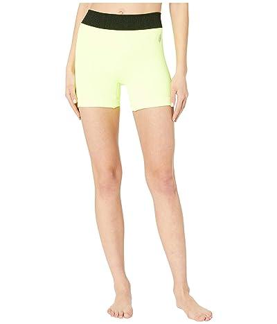 FP Movement Seamless Shorts (Lemon) Women