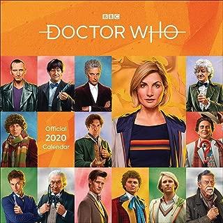 Doctor Who 2020 Calendar