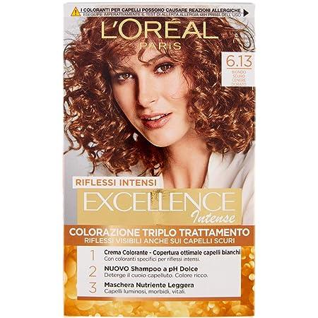 LOréal Paris Excellence Creme, tinte colorante con triple ...
