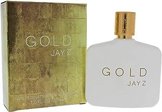 Jay Z Gold Eau De Toilette Spray for Men, 1 Ounce/30ml