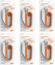 Rotary Scissors Cutting Tool by Slice, Bladeless Scissors, 10598 Ambidextrous Cutter Ideal for Cutting Gift Wrap, Gift Bas...