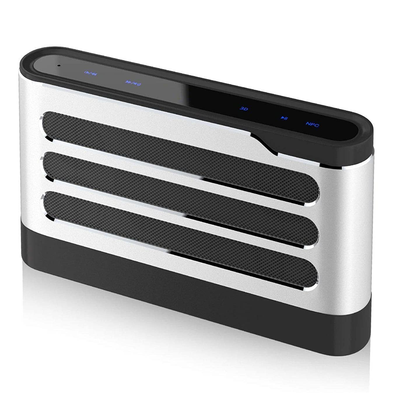 LFS 40W Bluetooth Speakers, Wireless Speakers with Digital Sound Field Processing(DSP), Surround Stereo Sound, Strong Bass for iPhone, iPad, Samsung, Nexus, HTC, Laptops and More f4611268523