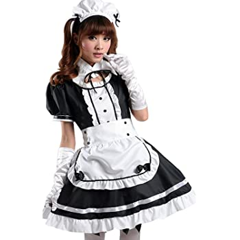 Tzm2016 - Disfraz Lolita para mujer. Disfraz criada francesa para ...