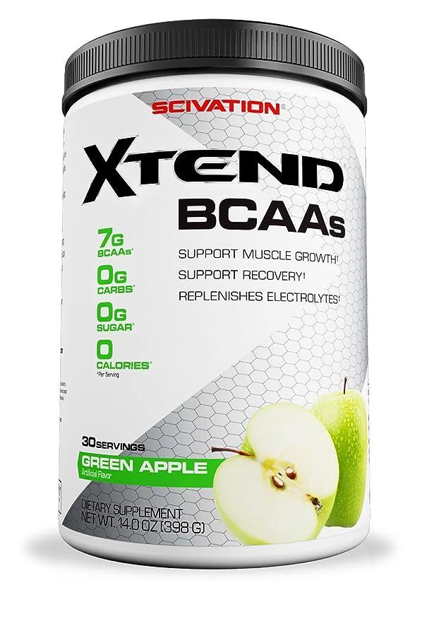 入口半導体に変わる【海外直送品】Scivation Xtend BCAA Smash Apple (スマッシュアップル) 30杯分