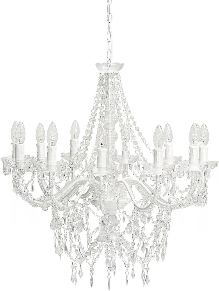 Grafelstein lampadario a 12 bracci con cristalli 20267309110