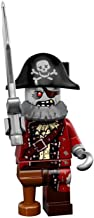 LEGO Series 14 Minifigure Zombie Pirate Captain