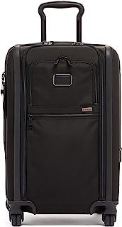 [トゥミ] スーツケース ソフト 公式 正規品 TUMI Alpha 3 インターナショナル・デュアル・アクセス・4ウィール・キャリーオン 機内持ち込み可 保証付 45L 56 cm 10.7kg