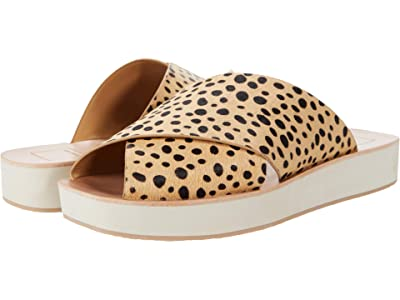 Dolce Vita Capri (Leopard Haircalf) Women