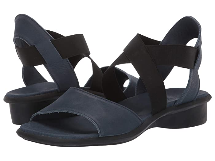 Arche  Satia (Navy) Womens Sandals