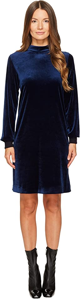 Sonia Rykiel - Fluid Velvet Dress