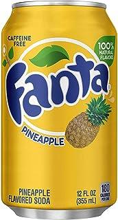 Fanta ananas 355ml 4 blikjes