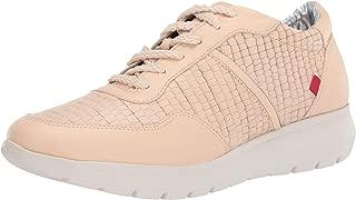 MARC JOSEPH NEW YORK Women's Leather Luxury Fashion Sneaker Wedge