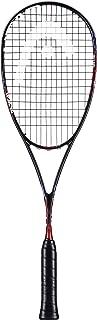 HEAD Graphene Touch Radical 145 Squash Racquet, Pre-Strung Light Balance Racket