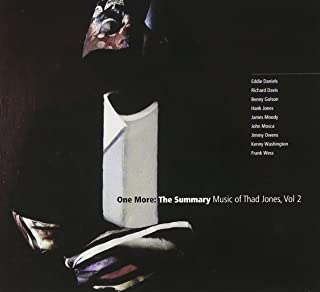 One More: the Summary - Music of Thad Jones, Vol.2