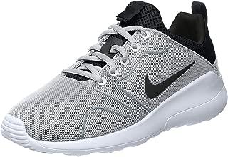 Men's Kaishi 2.0 Wolf Grey/Black/White Running Shoe - 12 D(M) US