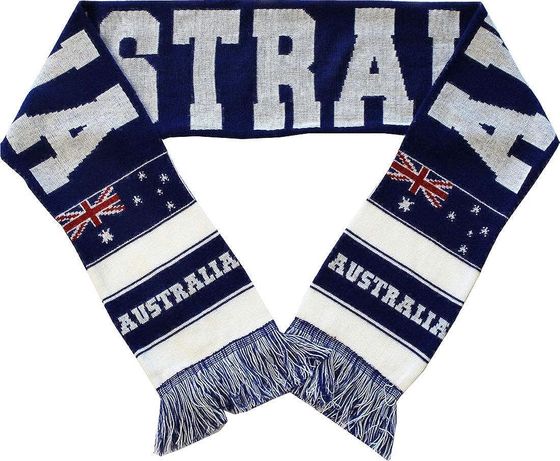 Australia - Country Knit Scarf