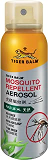 Tiger Balm Mosquito Repellent Aerosol, 120ml