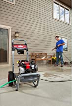 Briggs & Stratton S2200 2200 MAX PSI at 1.9 GPM Gas Pressure Washer with Easy Start Technology, 25-Foot High-Pressure Hose...