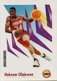 hakeem olajuwon 1991 card
