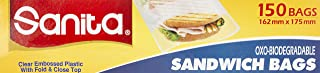 SANITA SANDWICH BAG 150 BAGS