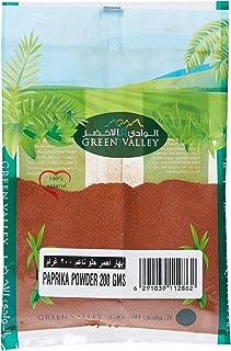 Green Valley Paprika Powder - 200 gm