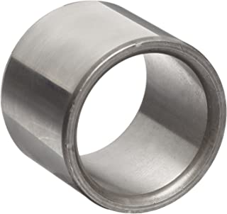 """INA SCE45 Needle Roller Bearing, Steel Cage, Open End, Inch, 1/4"""" ID, 7/16"""" OD, 5/16"""" Width, 44000rpm Maximum Rotational Speed, 470lbf Static Load Capacity, 570lbf Dynamic Load Capacity"""