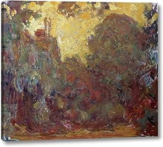 La Maison de Giverny by Claude Monet - 10