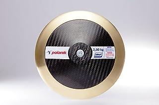Bolso de transporte para discos POLANIK hasta 1,50 kg hasta 2,00 kg hasta 1,00 kg lanzamiento de disco