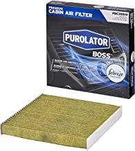 Purolator PBC35519 PurolatorBOSS Premium Cabin Air Filter with Febreze Freshness