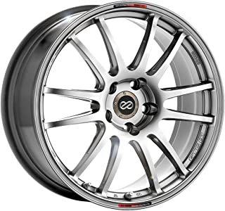 20x9.5 Enkei GTC 01 Hyper Black Wheel Rim 5x120 +30mm Offset 75mm Hub Bore