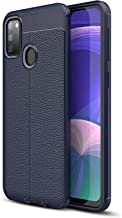 Wuzixi Case for Samsung Galaxy M30s. Double Layer Professional Anti-collision Cover, Durable,Four Corners Thickened, Cover Case for Samsung Galaxy M30s.Blue