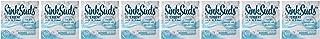 SinkSuds Travel Laundry Detergent Liquid Soap + Odor Eliminator for All Fabrics Including Delicates, (TSA Compliant), 8 Sink-Packets (0.25 fl oz each)