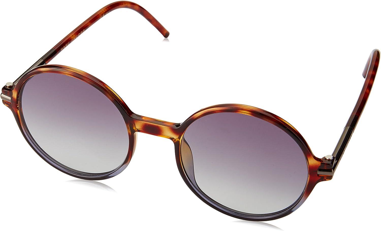 Marc Jacobs 48S TMV Havana Brown Grey Marc 48S Round Sunglasses Lens Category 2