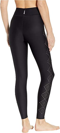 Ultra High Swarovski Argyle Leggings