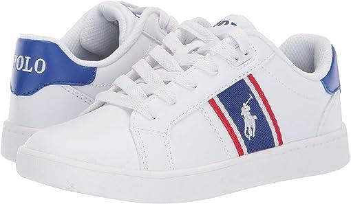 White Smooth/Royal/Red/White Pony